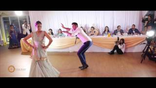 getlinkyoutube.com-Cinematic Wedding Video I Kunal & Nimicha I Parklands Quendon Hall