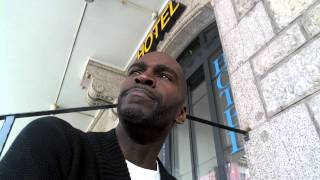 getlinkyoutube.com-TONY SOUL - ROAD TOUR TIRED - SWITZERLAND/ITALY BORDER