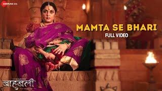 getlinkyoutube.com-Mamta Se Bhari - Full Video | Baahubali - The Beginning | Prabhas & Rana Daggubati | Bombay Jayashri