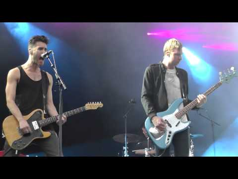The Sounds live at Grna Lund, Sweden 17/5 - 2013 part 3/3
