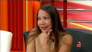 getlinkyoutube.com-Recuentro del elenco de la novela Sol de Batey en El Happy Hour Parte I - América TeVé