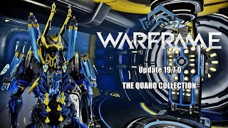 getlinkyoutube.com-Warframe: Update 19.7.0 The Quaro Armor | Ohma Melee | Sovereign Outcast Stance