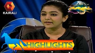 getlinkyoutube.com-Aswamedham: With 'Kiss of Love' student activist Arundhati | 18th December 2014 | Highlights
