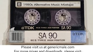 80s New Wave / Alternative Songs Mixtape width=