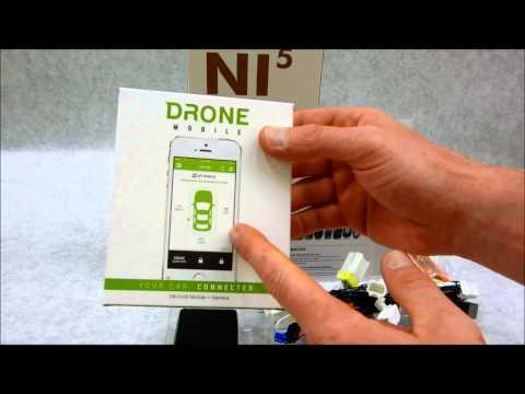 Compustar FT NI5 DC Nissan Infiniti Remote Start Review