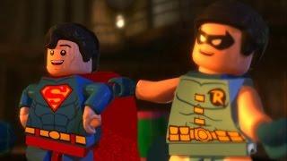 getlinkyoutube.com-LEGO Batman 2: DC Super Heroes Walkthrough - Chapter 5 - Race to Ace