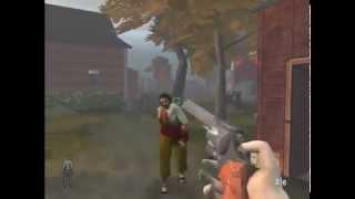 getlinkyoutube.com-Matando Zombies loquendo
