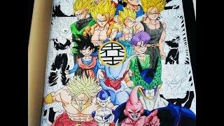 getlinkyoutube.com-EPIC FIGHT! Goku & Friends vs Janemba, Broly, Freeza, Majin Buu & Cell [Dragon Ball Z] by TolgArt