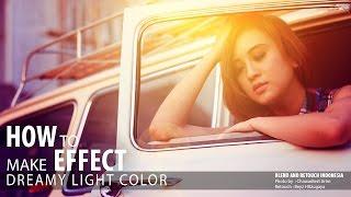 getlinkyoutube.com-Photoshop Tutorial   How to Dreamy Soft Light Effect Color