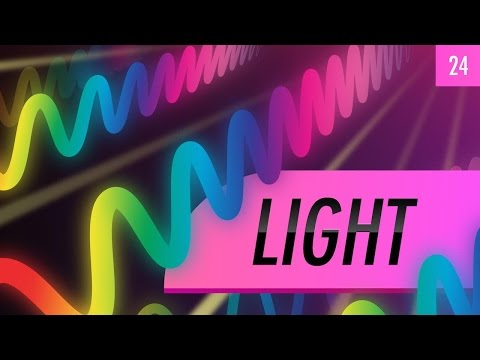 Light: Crash Course Astronomy #24