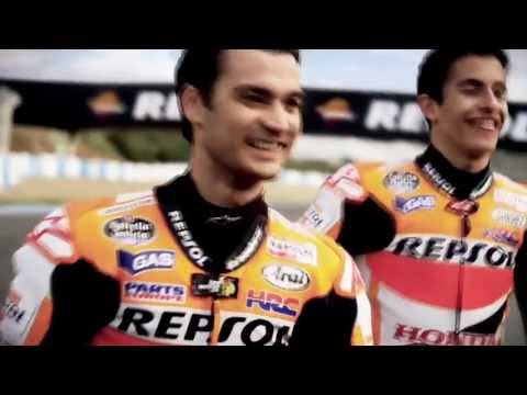 Pedrosa and Marquez: Repsol Spirit