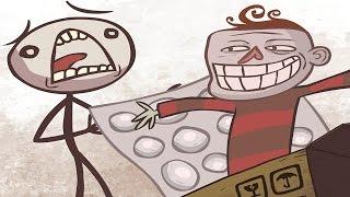 getlinkyoutube.com-NEW TROLLFACE QUEST! | TrollFace Quest 13