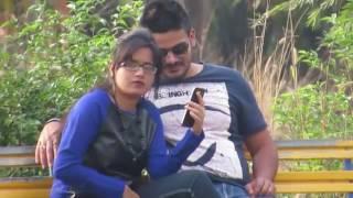 Desi lover funny seen in public park  ///Desi Mirchi-Masala video ///