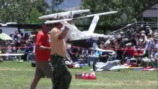 getlinkyoutube.com-STAR TREK Enterprise flying RC model