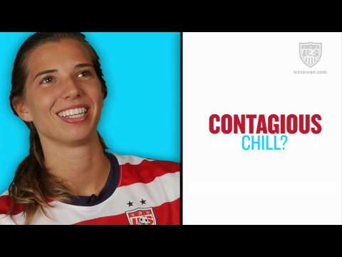 Tobin Heath: 2012 WNT Player Profile
