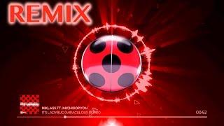 getlinkyoutube.com-Miraculous Ladybug // Theme Song REMIX cover (Niklass ft. Michigopyon)