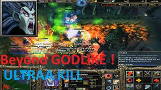getlinkyoutube.com-DotA 6.83d - Krobelus, Beyond GODLIKE ! (Ultraa Kill)