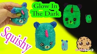 getlinkyoutube.com-DIY Glow In The Dark Squishy Shopkins Season 5 Petkins Inspired Craft Do It Yourself by Cookieswirlc