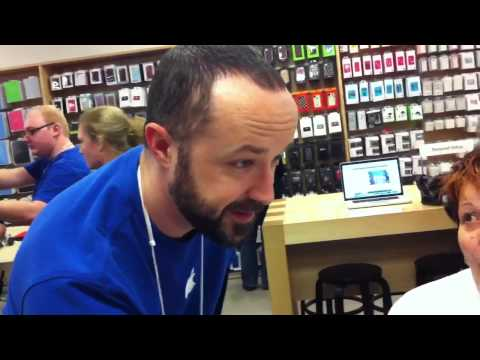 Joe Time v54 - Judy at Apple 1 to 1