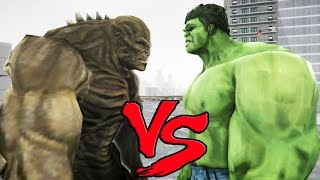 getlinkyoutube.com-HULK VS ABOMINATION - EPIC BATTLE