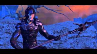 《啦啦啦德瑪西亞第四季》第9集-蓋倫 超神戰士