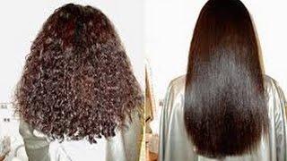 getlinkyoutube.com-افضل وصفة لتنعيم الشعر بسرعة - مجربة
