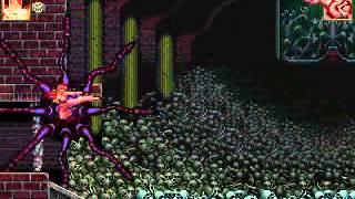 getlinkyoutube.com-[MUGEN] Kung fu girl (by SYD) (me) VS Legion (Boss battle)