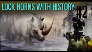 DEER HUNTER 2016 THE BIG THAW event #2 LOCK HORNS WITH HISTORY Part 2 POLARIZED