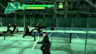 Matrix Path of Neo-Neo vs mr.Smith
