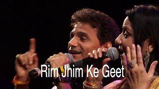Rim Jhim Ke Geet by Anil Bajpai & Neelima Ghokley width=