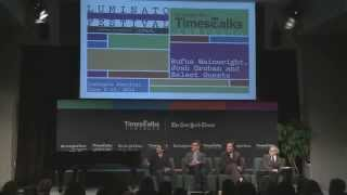 getlinkyoutube.com-Rufus Wainwright, Josh Groban, and Stephen Oremus: TimesTalks Luminato 2014