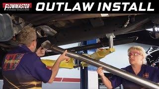 getlinkyoutube.com-Flowmaster - Performance TV - F-150 Outlaw System