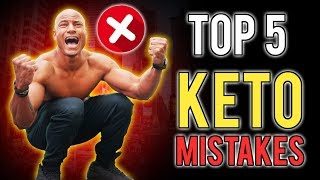 You're Doing The Ketogenic Diet WRONG! (5 MISTAKES)
