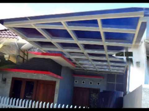 Kanopi Besi Tempa di Yogyakarta Hub.0818 0405 3492