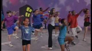 getlinkyoutube.com-Movin' & Groovin': Fitness for Kids 2