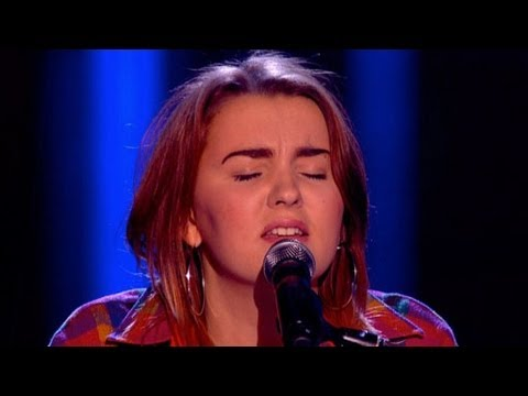 The Voice UK 2013 | Bronwen Lewis performs 'Fields Of Gold' - Blind Auditions 6 - BBC One