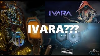 getlinkyoutube.com-Warframe: Ivara - How to Get Ivara Parts