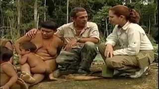 getlinkyoutube.com-Uncontacted Amazon Tribes: Isolated Tribes Of The Amazon Rainforest Brazil 2015