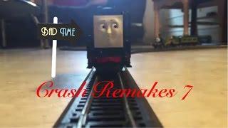 getlinkyoutube.com-Thomas & Friends Crash Remakes Ep 7