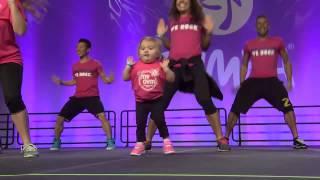 getlinkyoutube.com-Audrey at the International Zumba Convention in Orlando!!