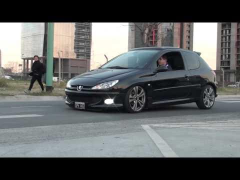 Peugeot 206 HDi suspension neumatica (Puerto Madero)