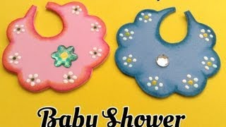 getlinkyoutube.com-BABERITO PARA BABY SHOWER DE FOAMY .