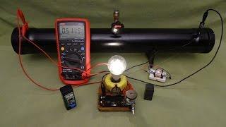 getlinkyoutube.com-Make Pipe Battery!