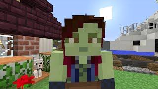 getlinkyoutube.com-Minecraft Xbox - Survival Madness Adventures - Alien Food [295]