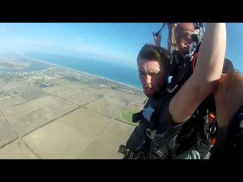 Leroy Voigt at Coastal Skydive
