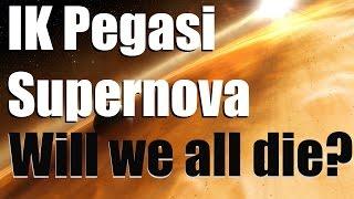 getlinkyoutube.com-Will IK Pegasi Supernova Kill Us? - Universe Sandbox 2