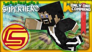 getlinkyoutube.com-Minecraft - CaptainSparklez Superhero powers with only one command block