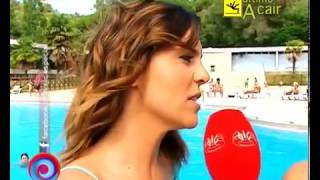 getlinkyoutube.com-Carolina Torres em Bikini no Último a Cair