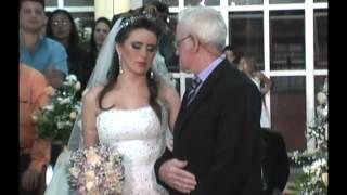 getlinkyoutube.com-Soube que me amava- Aline Barros - Evelyne Bragança - Casamento Vagner Fagundes