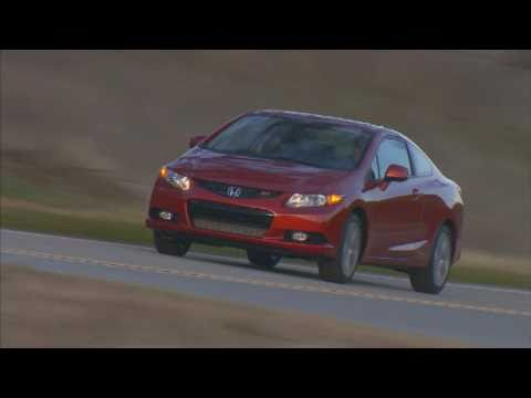 2012 Honda Civic - First Drive